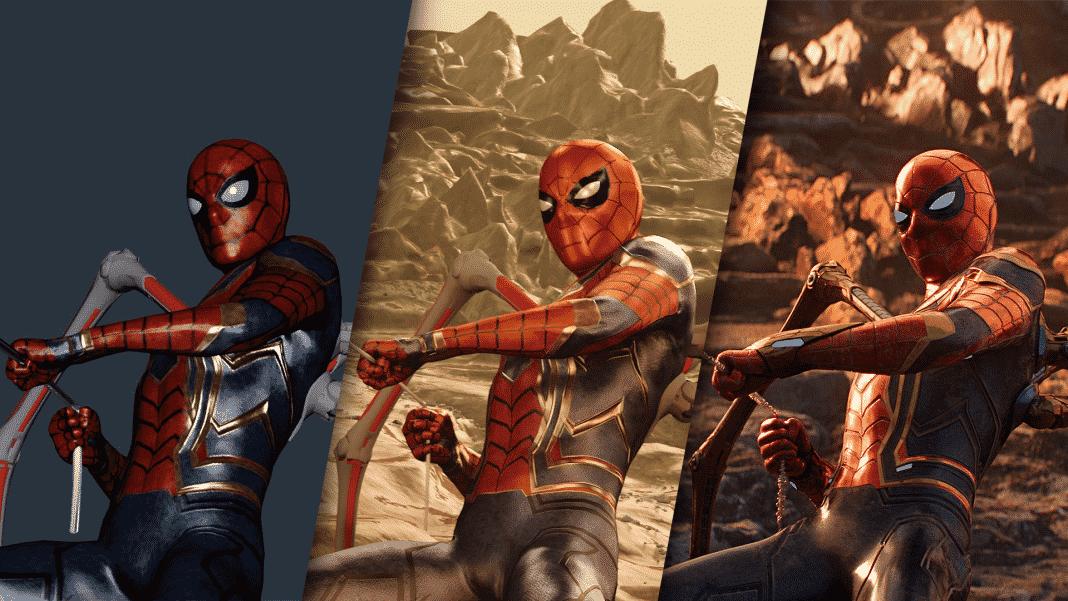 Digitálne efekty filmu Avengers: Infinity War