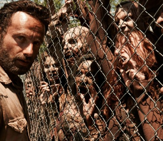 Koniec The Walking Dead