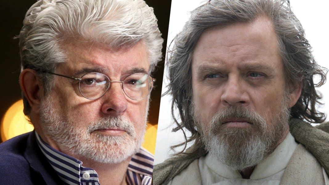 Toto bol pôvodný plán Star Wars epizód VII-IX od Georga Lucasa!