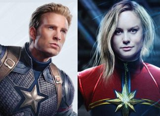 Captain Marvel a hrdinovia z Avengers 4