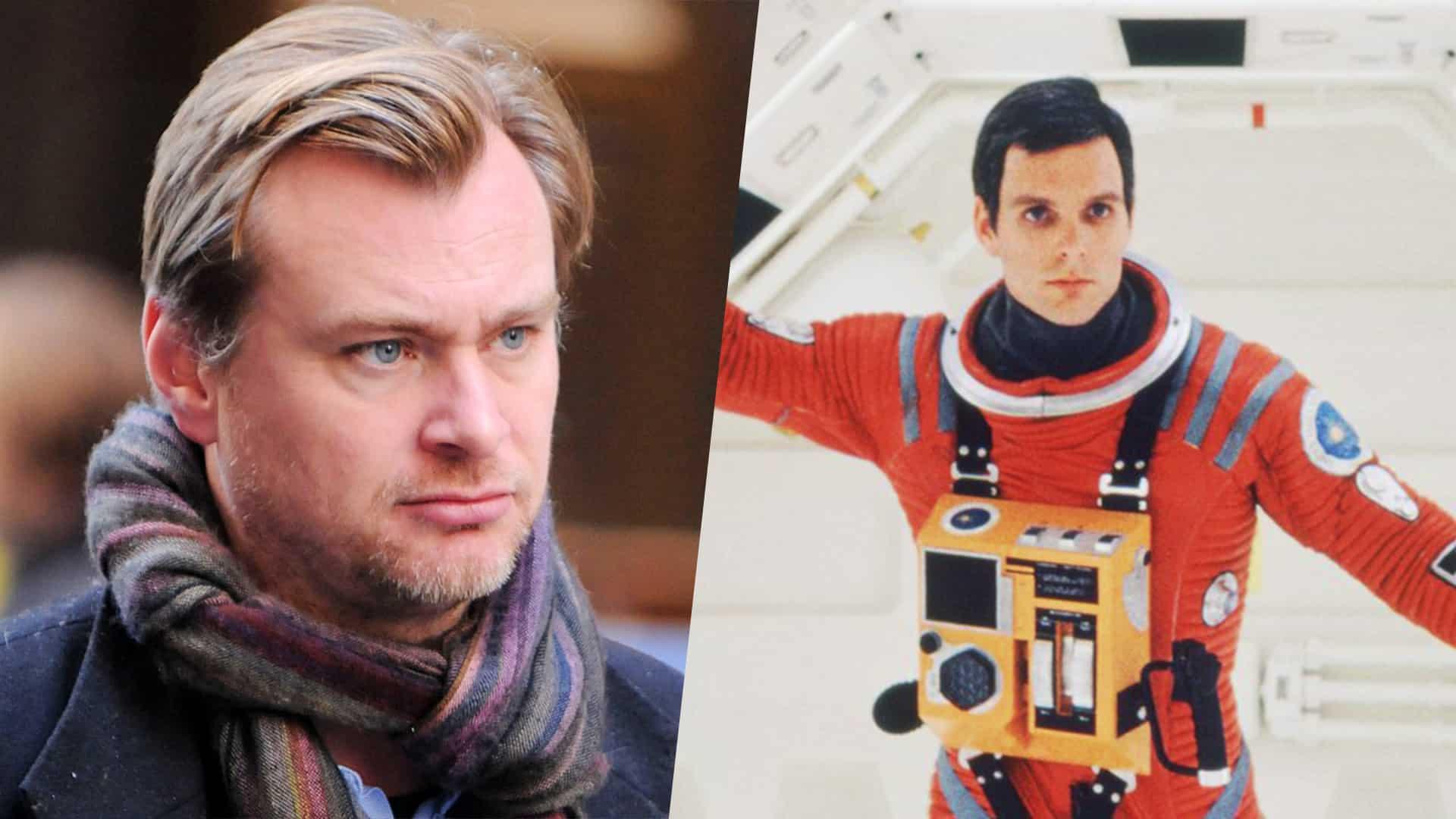 Christopher Nolan pracuje na 4K verzii filmu 2001: Vesmírna Odysea!