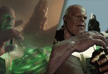 Infinity War bez efektov