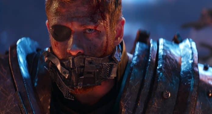Thor vo filme Avengers: Infinity War