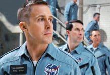 Ryan Gosling vzlieta na Mesiac v prvom traileri na First Man od oscarového režiséra La La Landu!