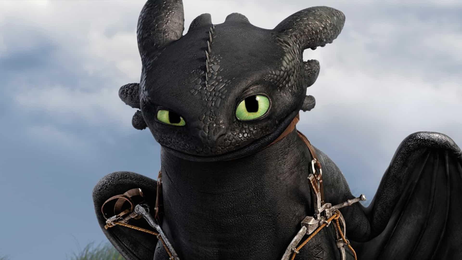 Prvé fotky z filmu Ako si vycvičiť draka 3