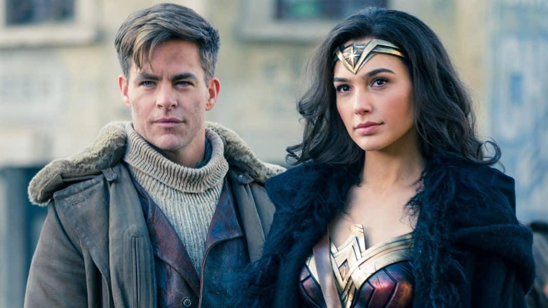 Wonder Woman 2 odhaľuje oficiálny názov aj prvé fotky!