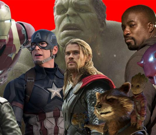 Marvel Cinematic Universe v chronologickom poradí