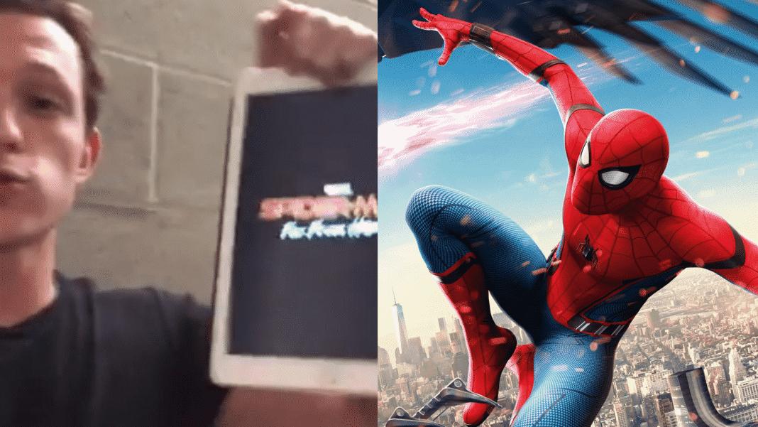 názov pokračovania Spider-Man: Homecoming