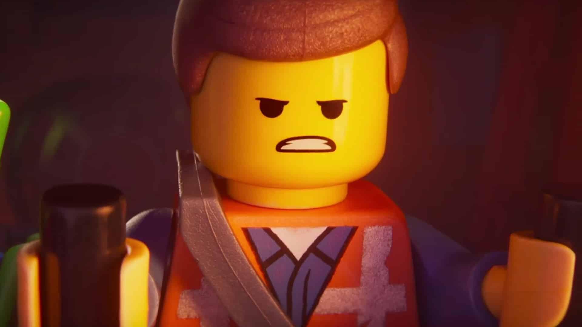 Prvý trailer na Lego Príbeh 2
