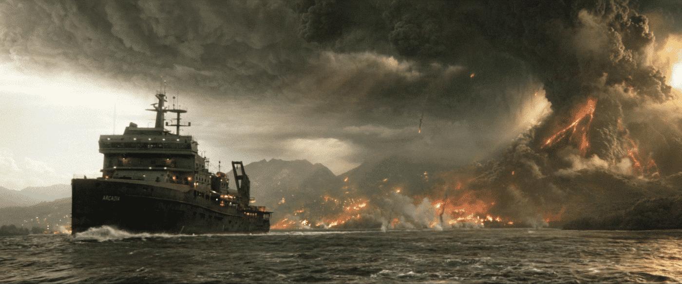 Jurský svet: Zánik ríše RECENZIA
