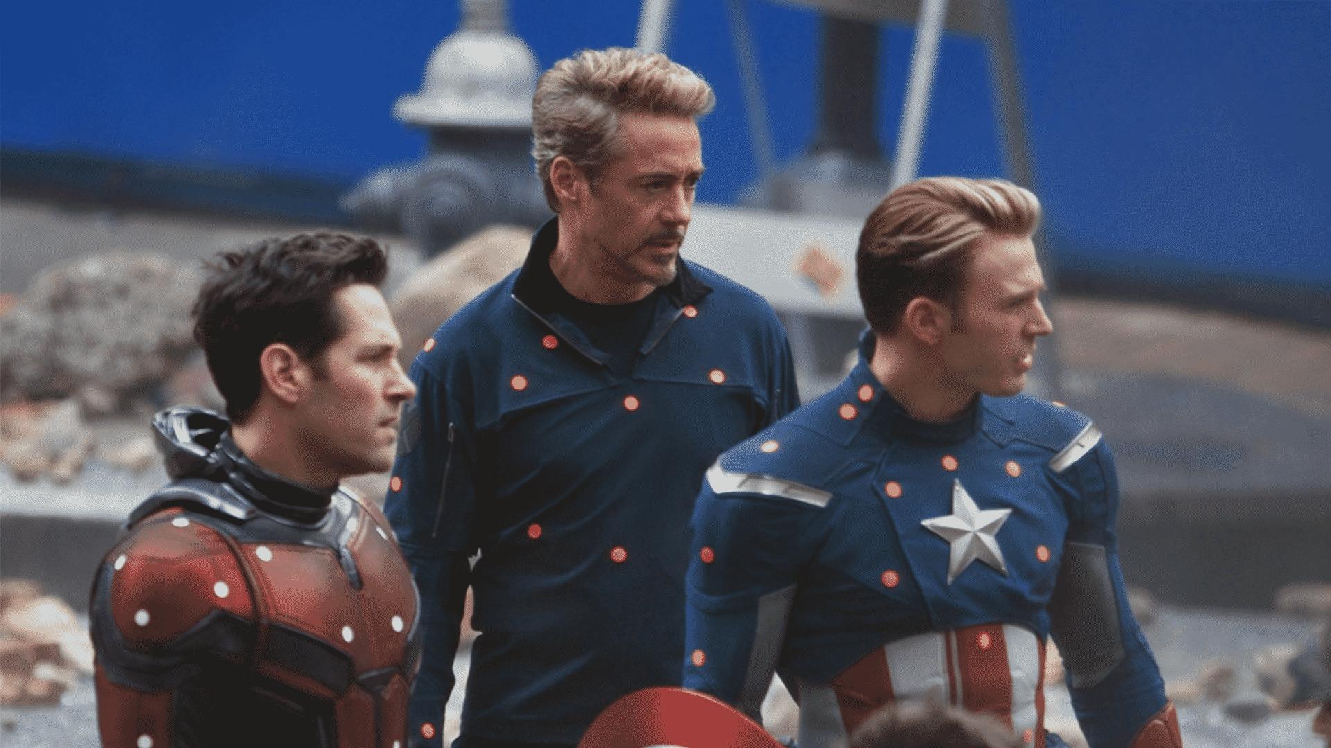 avengers 4 čakajú pretáčky