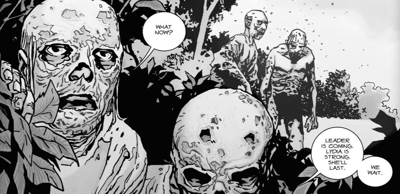 Seriál The Walking Dead