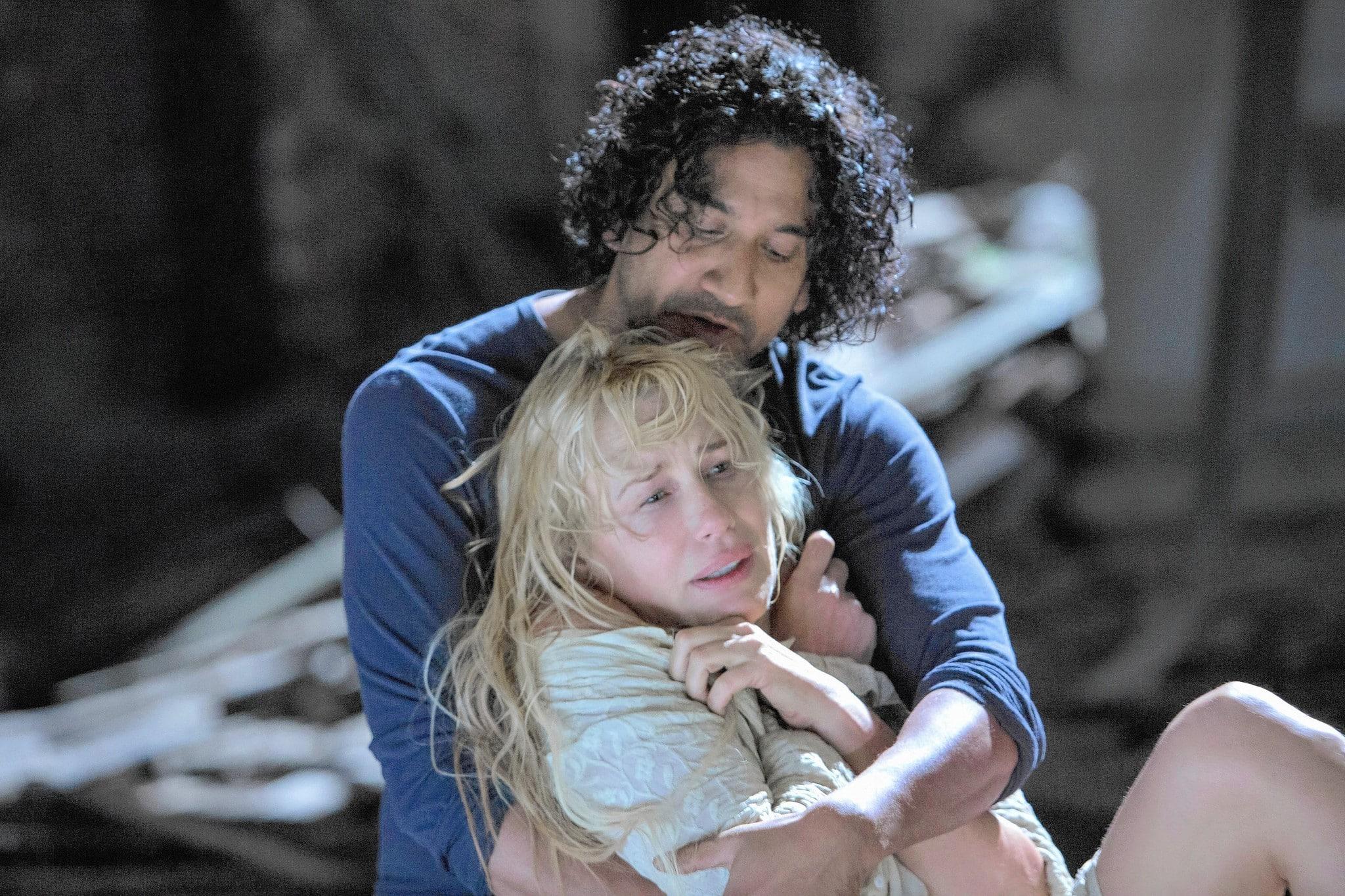 Angelica a Jonas