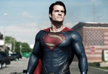 herec henry cavill Superman