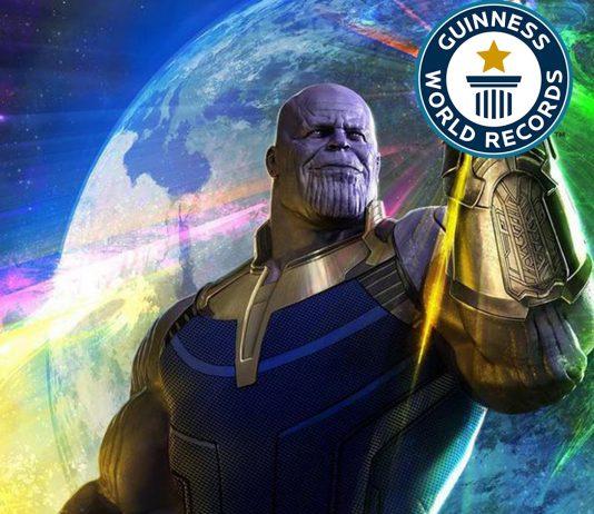 Fanúšik Marvelu získava svetový rekord