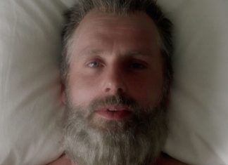 deviata séria The Walking Dead časový skok
