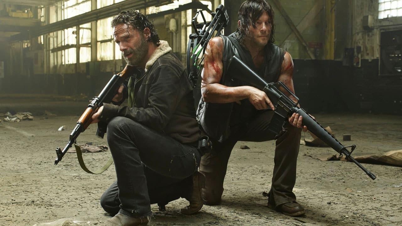 The Walking Dead po Rickovom odchode