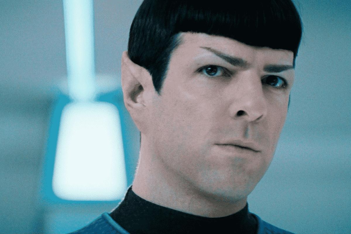 Zachary Quinto ako SPock v nových Star Trek filmoch