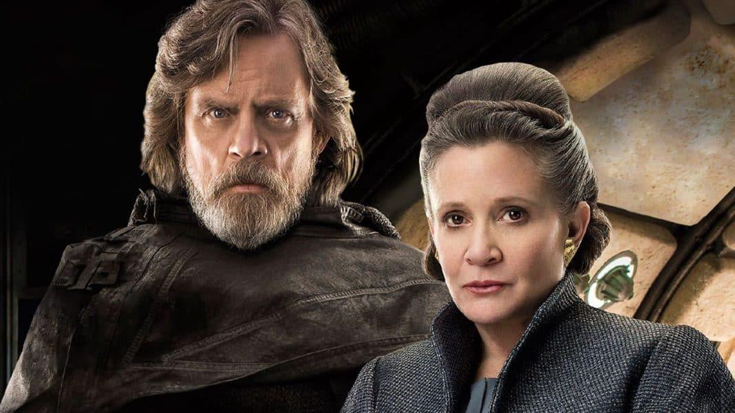 Carrie Fisher sa oficiálne vracia ako Leia do Epizódy IX spolu s Lukom a Landom!