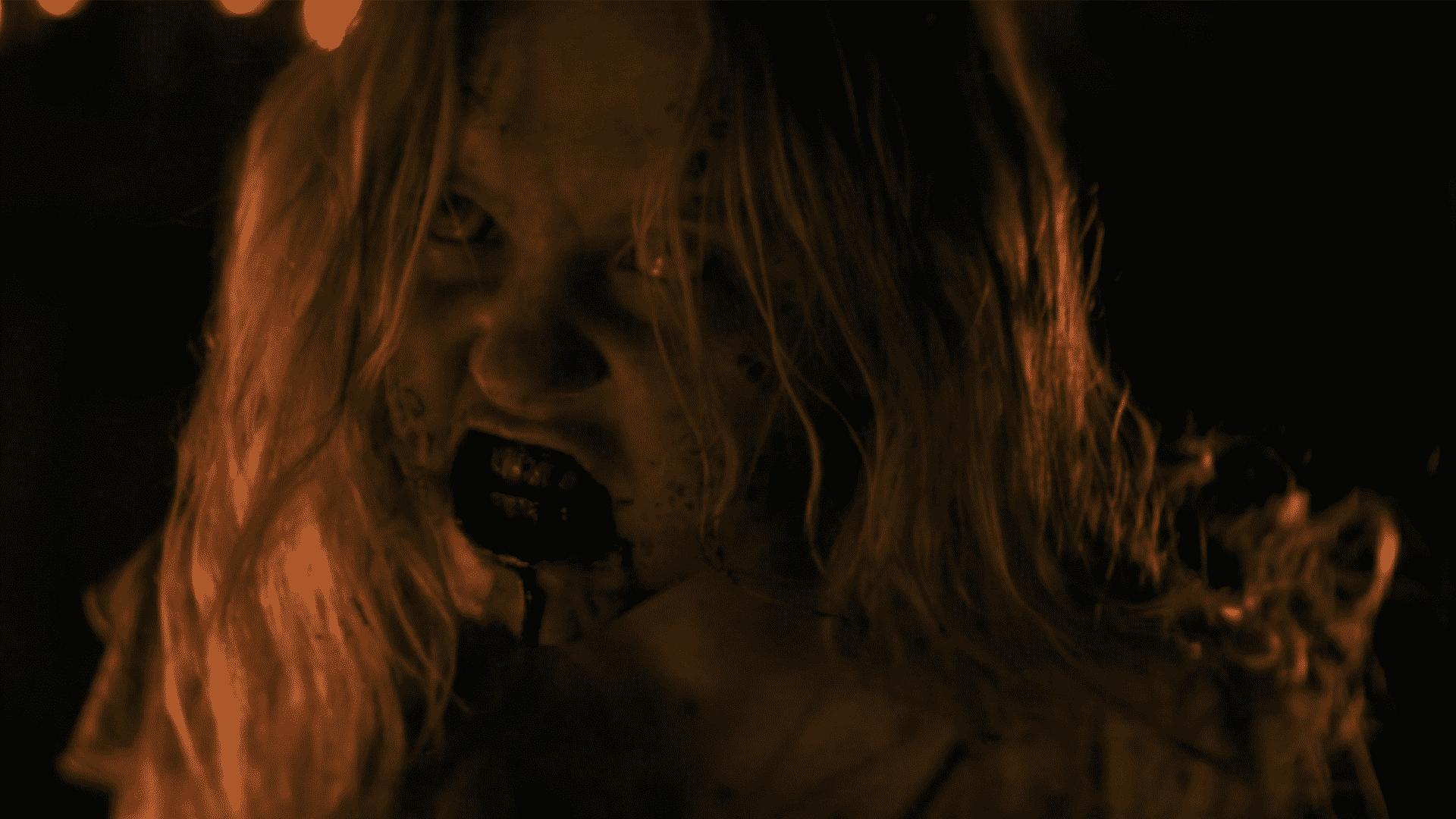 trailer na horor along came the devil