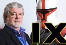 George Lucas vraj pomáhal so scenárom k Star Wars epizóde IX!