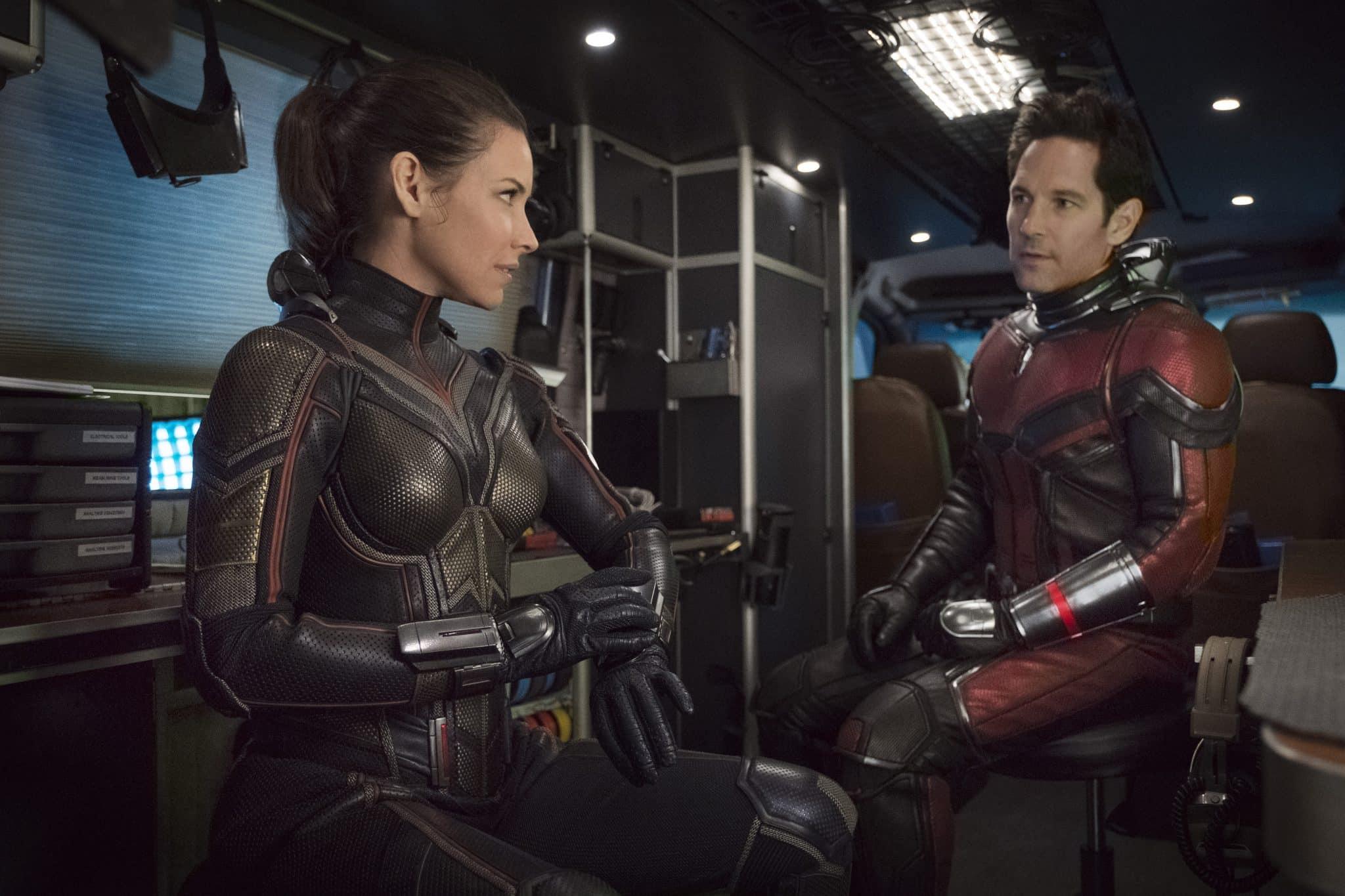 Ant-Man a Wasp žiaria v 20. marvelovke