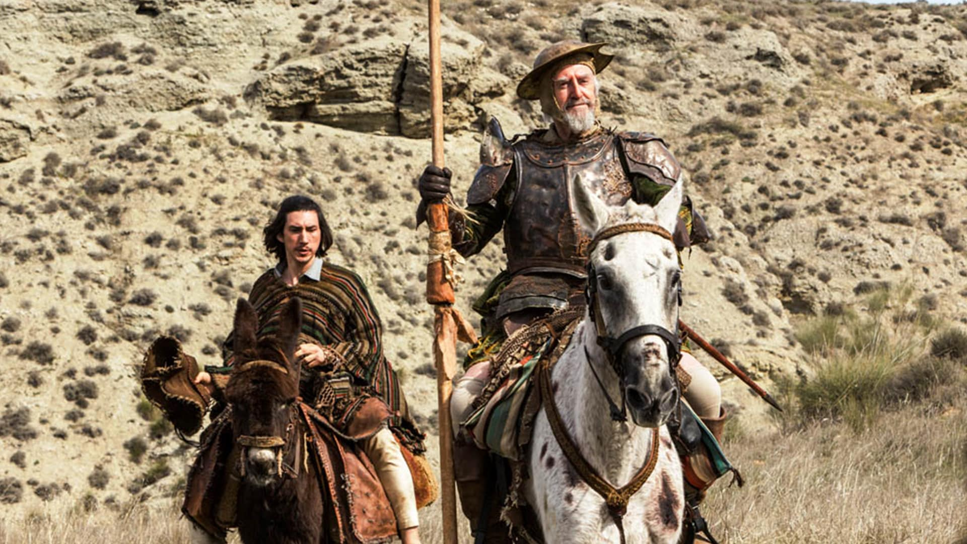 Dokázal Terry Gilliam navrátiť svoju slávu novým filmom? | Muž, ktorý zabil Dona Quijota RECENZIA