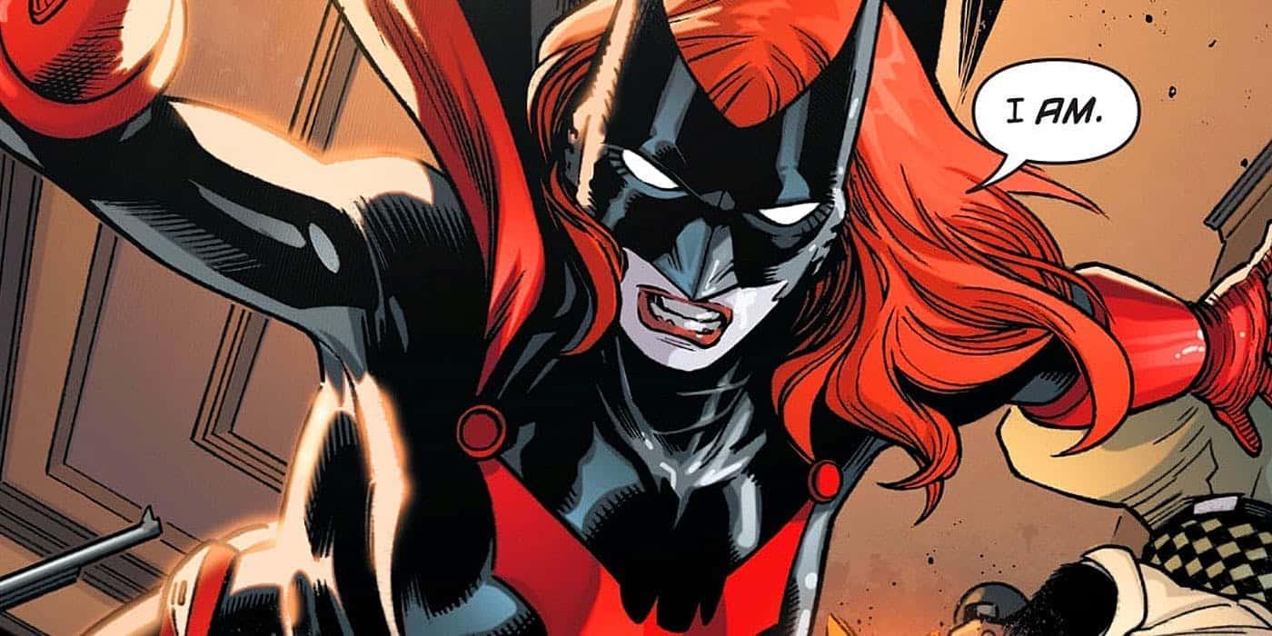 Batwoman v komiksoch