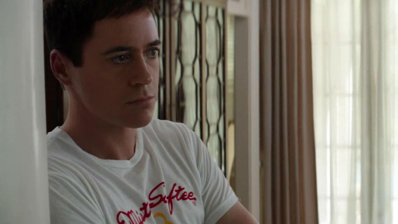 Omladený Robert Downey Jr. vo filme Captain America: Civil War