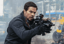 trailer na film mile 22