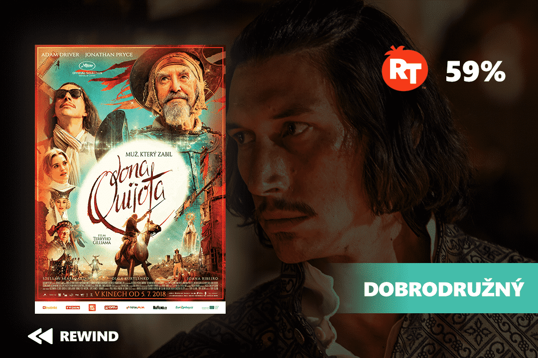 Muž, ktorý zabil Dona Quijota