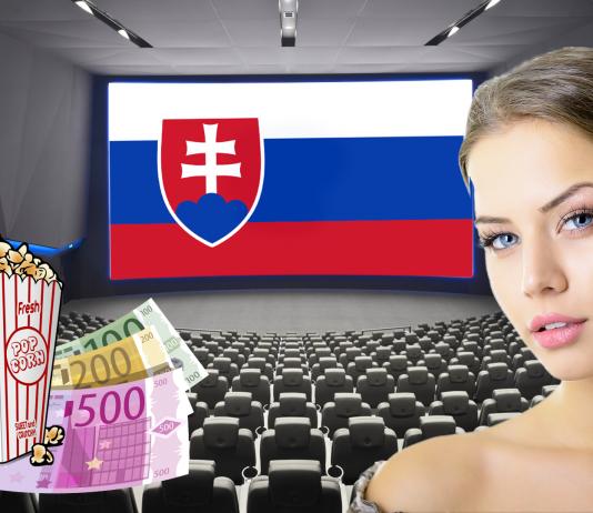ktoré filmy sú na Slovensku najúspešnejšie