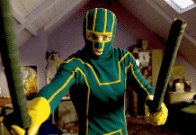 tip na film: kick-ass