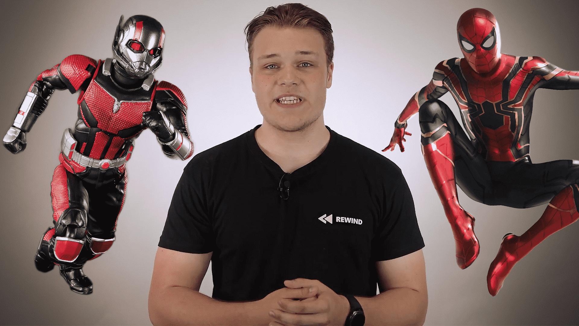 Kto zachráni superhrdinov vo filme Avengers 4 video