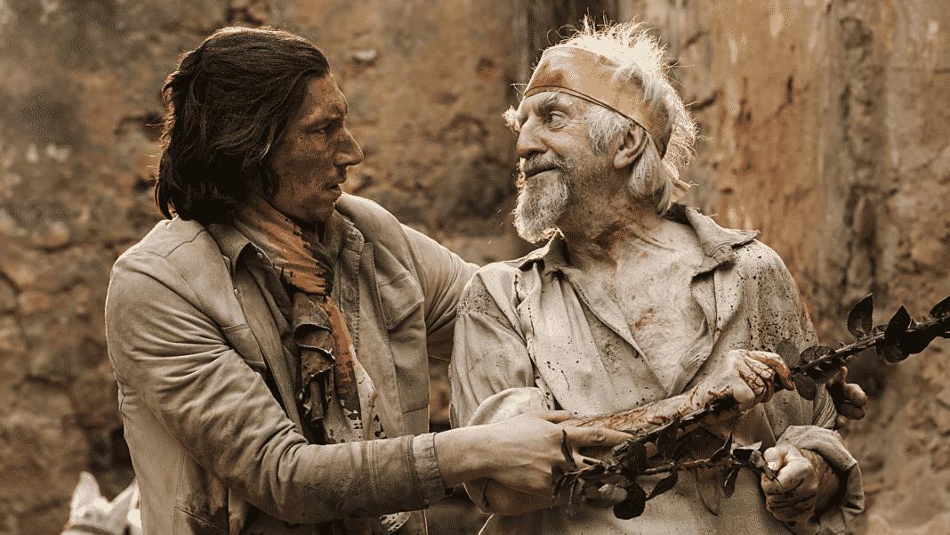 Muž, ktorý zabil Dona Quijota RECENZIA