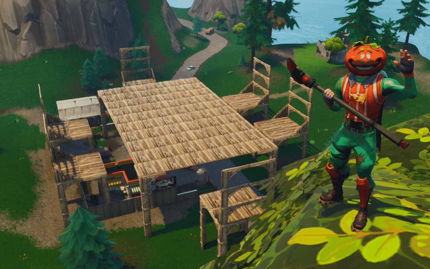 Fortnite Playground mód