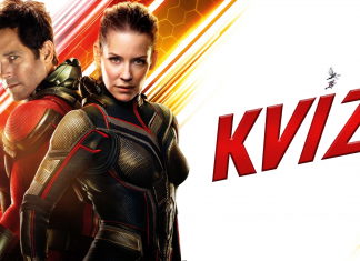 KVÍZ – Ktorá si postava z filmu Ant-Man a Wasp? OTESTUJ SA a zisti to!