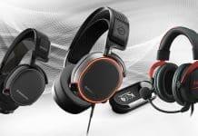 top 5 najlepších herných headsetov