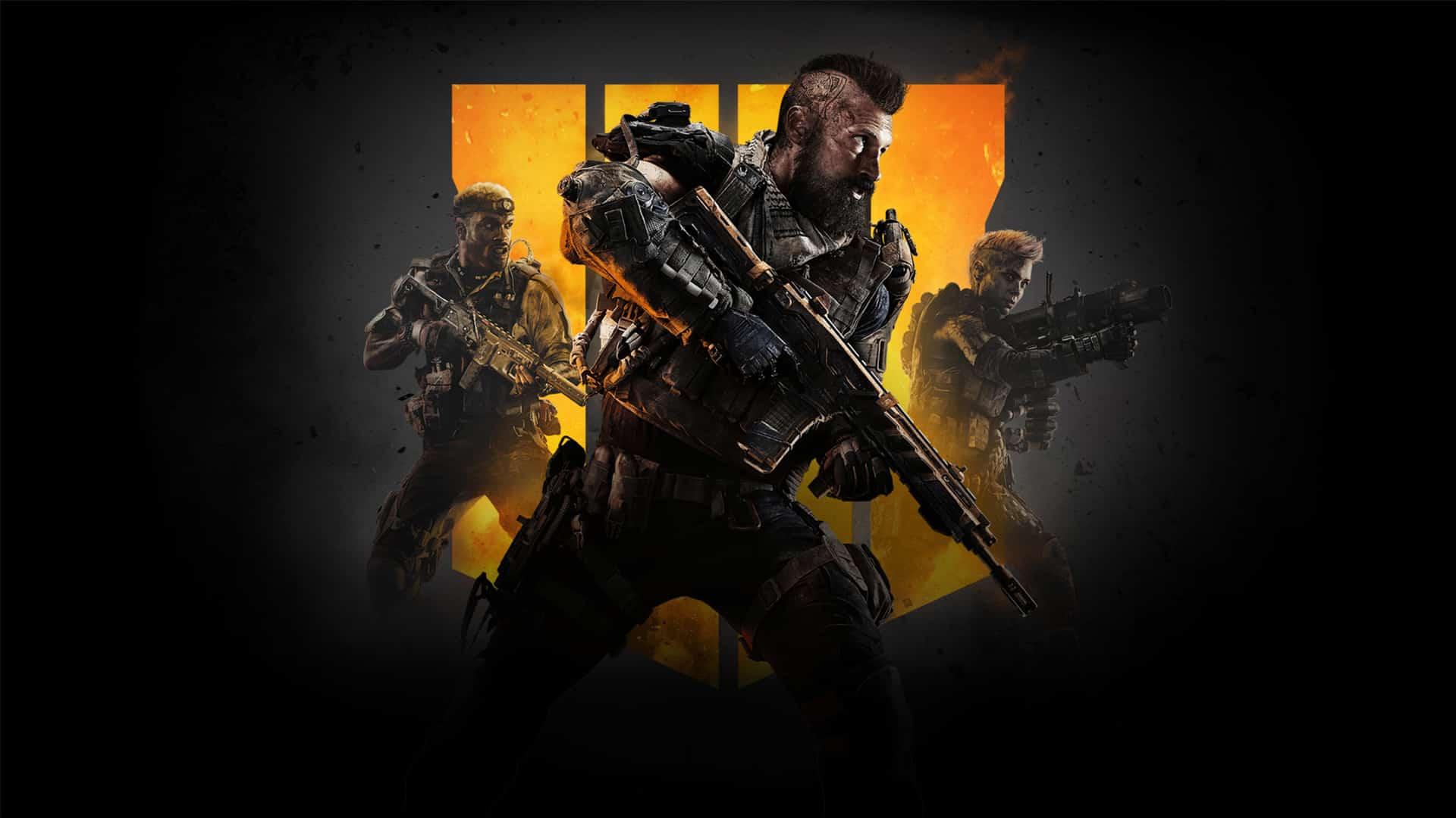 beta verzia hry Call of Duty: Black Ops 4