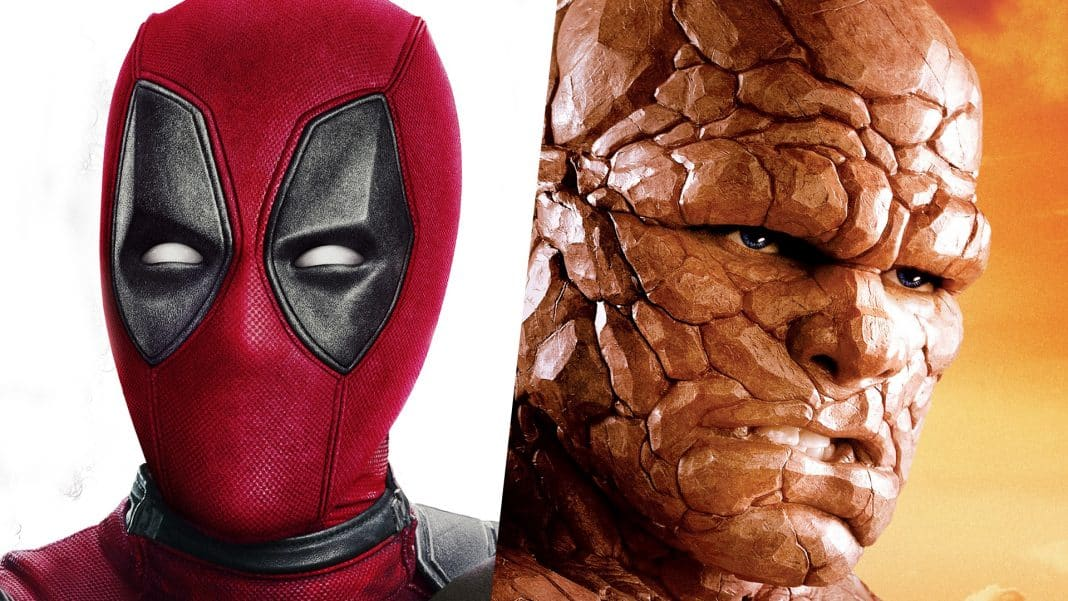 Fantastická Štvorka sa mala objaviť vo filme Deadpool 2!Fantastická Štvorka sa mala objaviť vo filme Deadpool 2!