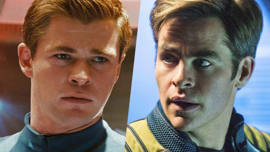 Star Trek 4 bez Chrisa Pinea a Hemswortha?