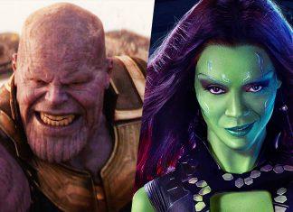 nová vymazaná scéna z Avengers: Infinity War