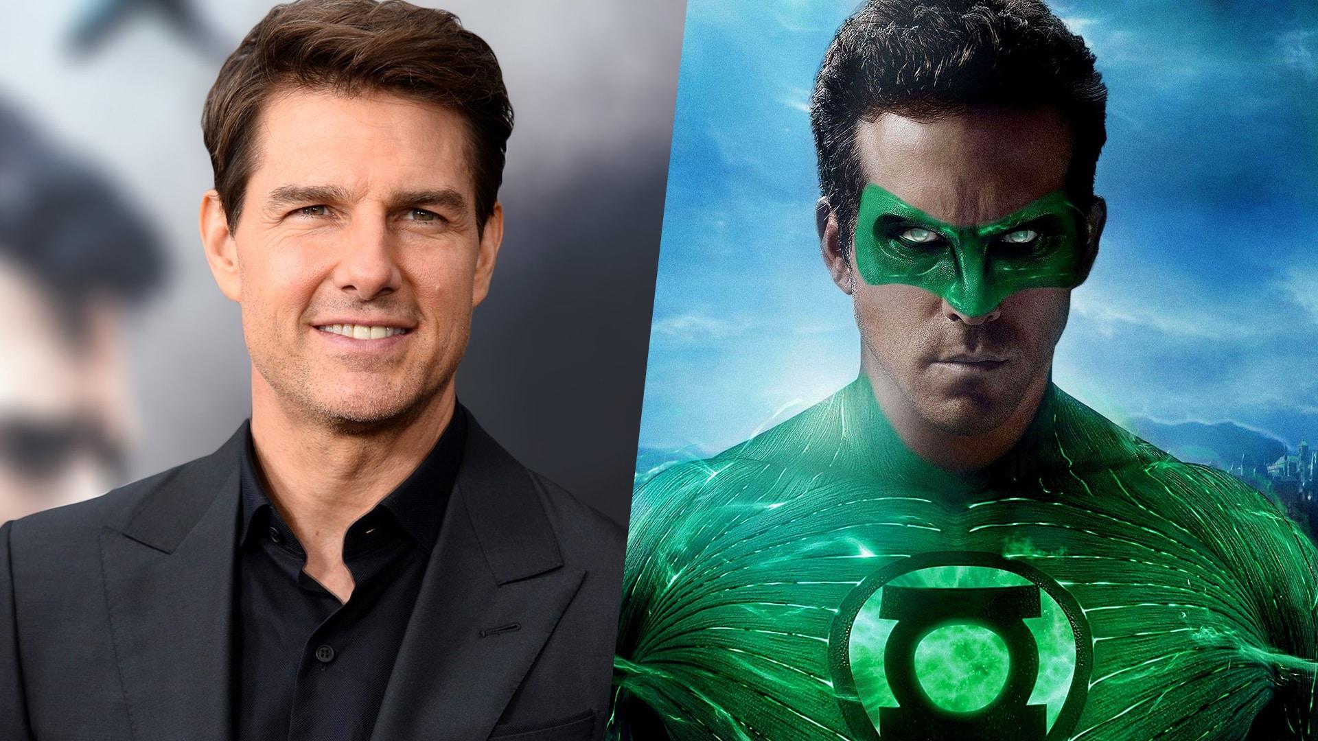 Tom Cruise je hlavný kandidát na rolu Green Lanterna!
