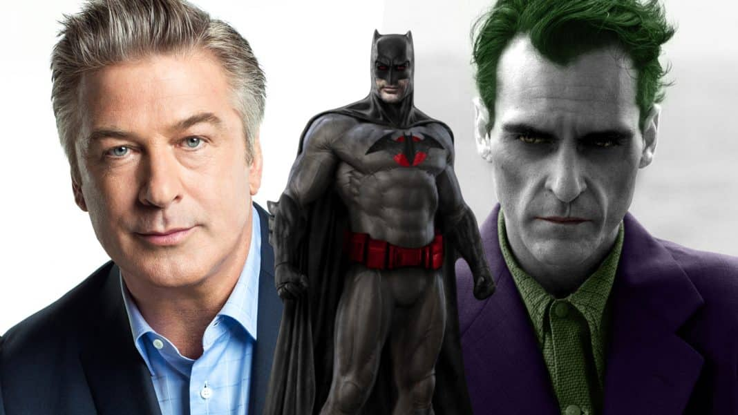 Alec Baldwin si zahrá Batmanovho otca v novom Joker filme!