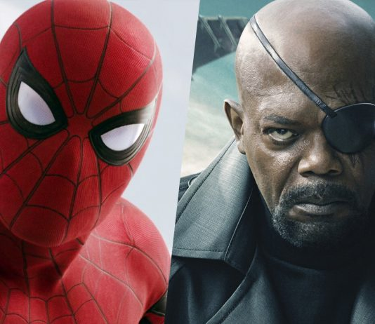 Samuel L. Jackson sa oficiálne pridáva do filmu Spider-Man: Far From Home!