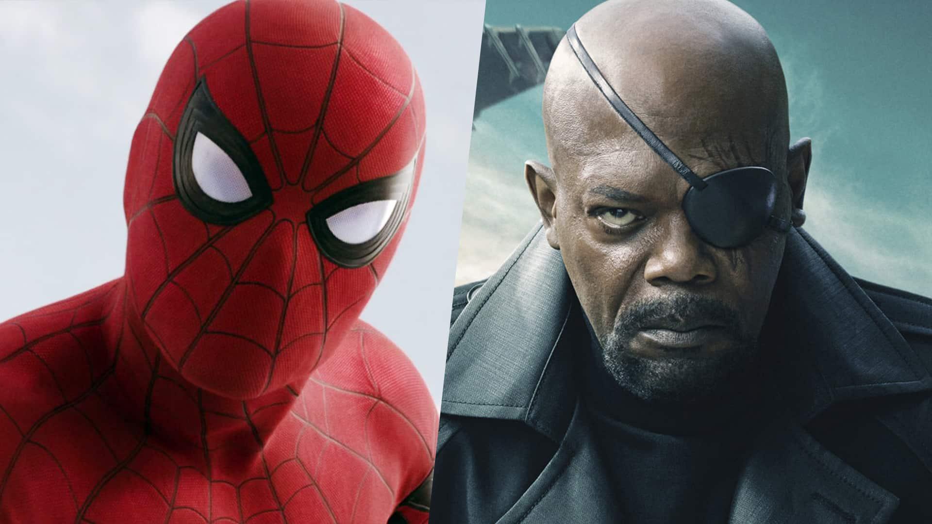 Samuel L. Jackson sa oficiálne pridáva do filmu Spider-Man: Far From Home!