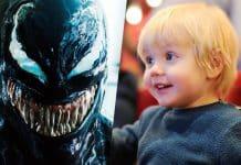 Venom bude prístupný deťom!
