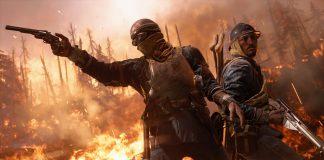 nový Battlefield V trailer