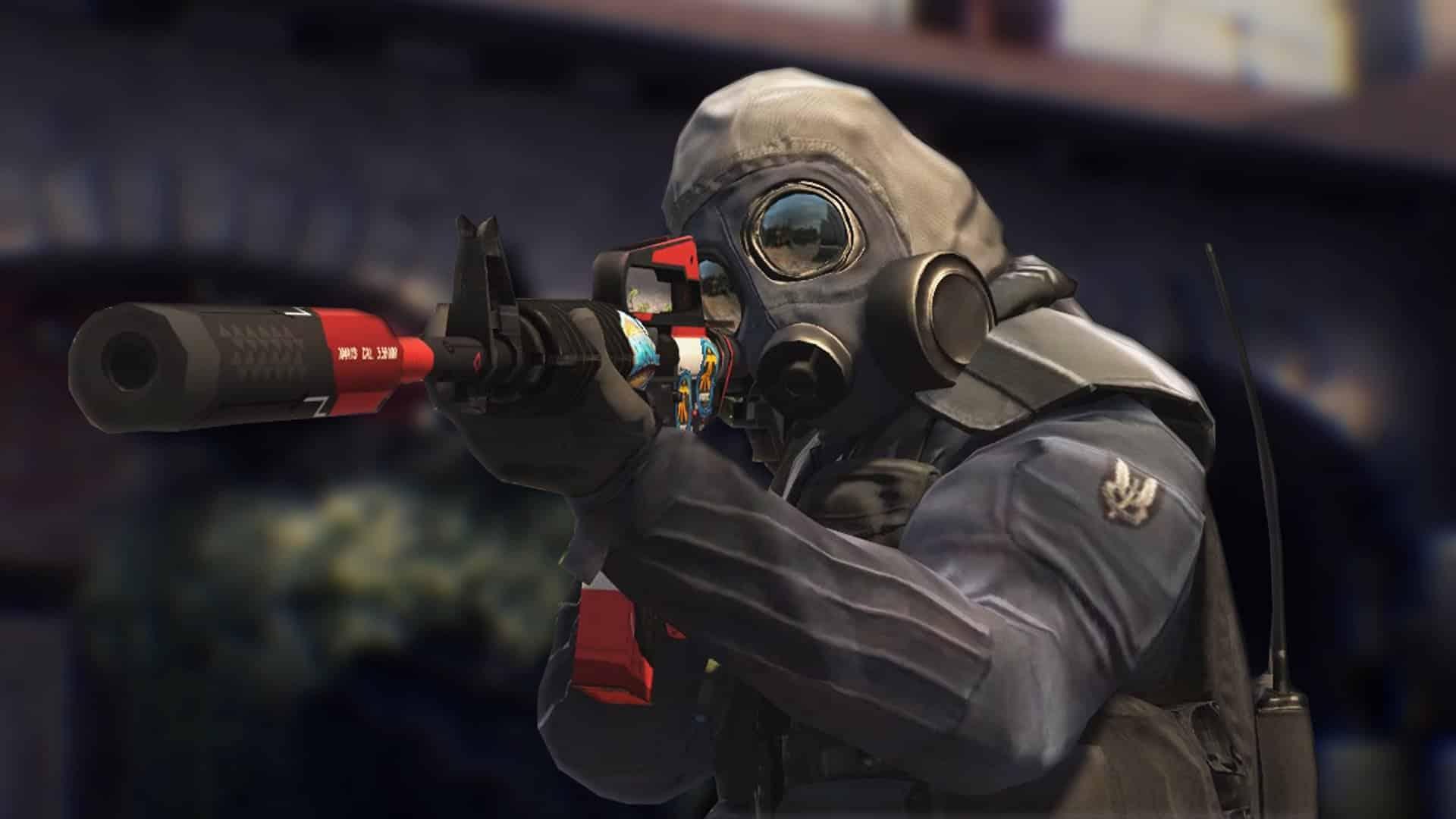 CS:GO MP5-SD