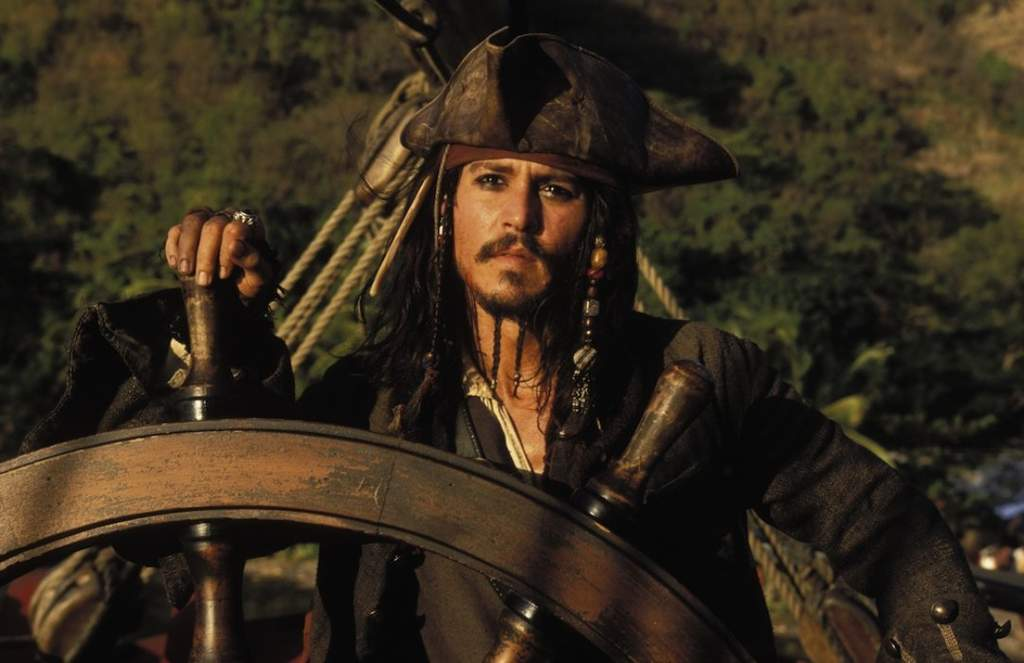 zaujímavostí o filme Piráti z Karibiku